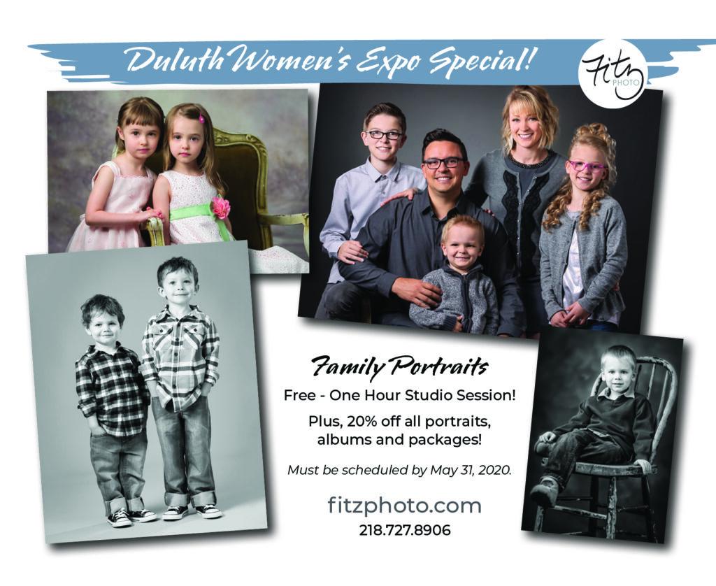 PromoPostcard_DuluthWomensExpo_4x5
